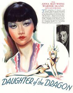 Anna May Wong, Daughter of The Dragon, 1931