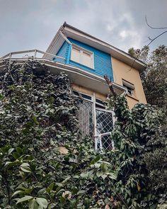La Chascona la que fue la casa de Pablo Neruda en Santiago Chile (ahora es Casa Museo). #NuriainSantiago