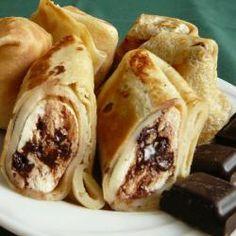 Dietetyczne naleśniki z gorzką czekoladą - http://allrecipes.pl/przepis/7120/dietetyczne-nale-niki-z-gorzk--czekolad-.aspx