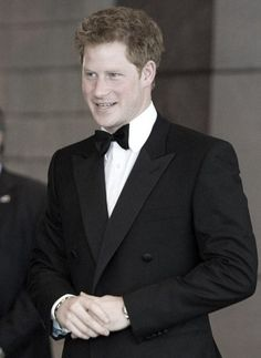 Prince Harry born Prince Henry Charles Albert David of Wales on September 15, 1984