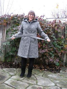 Pattern Reviews> Jalie> 2680 (Women's City Coat)