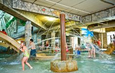 Join the fun at Medusa's Indoor Water Park | Mt. Olympus Water & Theme Park Resort | Wisconsin Dells, WI |