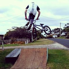Who needs bike lanes anyways! Attiitude BMX superstar Mark Freeman for you. Now get his styles at www.attiitude.com  #bmx #myattiitude #menswear #alternativestyle #street #bmxlife