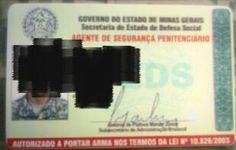 ALEXANDRE GUERREIRO: Desabafo de um Agente Penitenciário Mineiro
