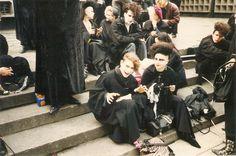 Gedächtniskirche Berlin - Gruftitreffen 1991