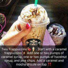 Secret Starbucks Hacks You Had No Idea Existed ✨Secret Starbucks Recipes✨ Check them out❗️ Frappuccino Recipe, Starbucks Frappuccino, Starbucks Coffee, Starbucks Order, Starbucks Secret Menu Items, Starbucks Secret Menu Drinks, Starbucks Hacks, Smoothies, Smoothie Recipes