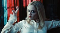Eva Green in Dark Shadow by Tim Burton Eva Green Dark Shadows, Dark Shadows Movie, Johnny Depp, Sweeney Todd, Casino Royale, Eva Green Interview, Barnabas Collins, Film Tim Burton, Movies