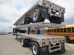 Find the new flatbed flatbed trailers for sale you need. Choose from thousands of trailers for sale from dealers, fleets, and truckers nationwide. Flatbed Trailer For Sale, Trailers For Sale, Mac, March, Poppy