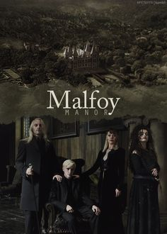 The Malfoys. and Bellatrix. I think they make such great subjects of character study because, as opportunistic and ambitious as they are, all three are EXTREMELY loyal to each other. Narcissa saved Harry because he told her about Draco. Immer Harry Potter, Décoration Harry Potter, Mundo Harry Potter, Always Harry Potter, Harry Potter Universal, Lily Potter, James Potter, Tom Felton, Hogwarts