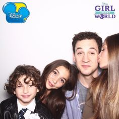 Check out this photo from Girl Meets World!