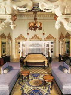 Indien Rundreise hotel die luxuriöseste in der welt