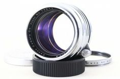Canon 50mm F/1.5 Leica Screw Mount LTM39 Lens from Japan 14211 Exc++ #Canon Canon Lens, F 1, Leica, Japan, Ebay, Japanese