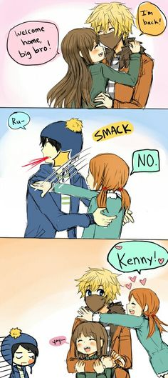 Who doesn't love kenny