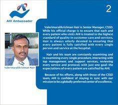 Mr. Valerimuralikrishnan Nair