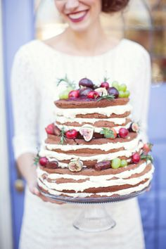 This cake is gorgeous.