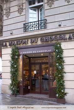 La Maison du Chocolat - I cant gush enough about how perfect these chocolates are....DIVINE!!!!