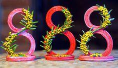 Una ramita de mimosa para el 8 de marzo.