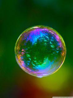 Download Colors Bubbles mobile wallpaper is compatible for Nokia