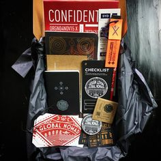 Travel Edition Stationery Gift Box