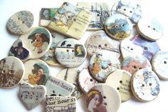 Buttons, buttons, buttons