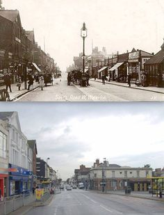 The Alexander Pub,South rd waterloo now and then