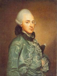 Genealogy profile for Graf Georg Alexander Heinrich Hermann von Callenberg, Freiherr von Muskau