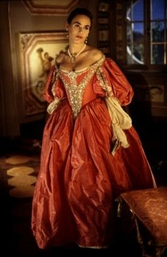 Judith Godr�che/The Man in the Iron Mask/1998 directed by Randall Wallace - Royalty Free Images, Photos and Stock Photography :: Inmagine