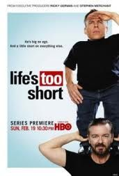 Life's Too Short - love the Johnny Depp episode