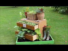 Creative DIY Gardening Ideas With Recycled Items BY PHOTOFUN4UCOM