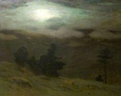 Charles Warren Eaton - Gathering Mists