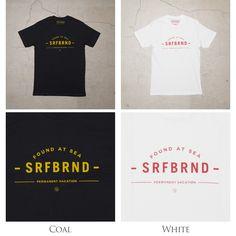 """画像4: """"WORKS""""半袖Tシャツ / SURF/BRAND"""