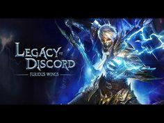 Mobil Oyun Videoları: Hızlı Gelişmek Mümkün - Legacy Of Discord
