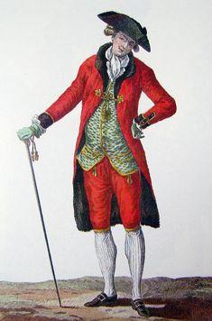 fashion plate 1799