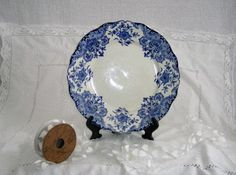 Assiette en porcelaine de collection DORDRECHT par VintageSyell