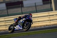 """Maverick Vinales, Movistar Yamaha Qatar Test 2018 (1:54.471): """"In the last 40 minutes, we made a big step. I feel good on the bike but not at 100 percent yet, so there's still room for improvement. Anyway, we did three days of hard work, and we got a bit lost along the way. During those moments, I couldn't push and it shows we need to keep focused and pay attention when we make changes because in the last 40 minutes it felt like a completely different bike."""""""