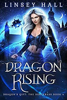 Uncaged Review: Dragon Rising by Linsey Hall New Books, Good Books, Dragon Rise, Fantasy Books To Read, Paranormal Romance Books, Fantasy Romance, Fantasy Art, Beautiful Book Covers, Story Arc