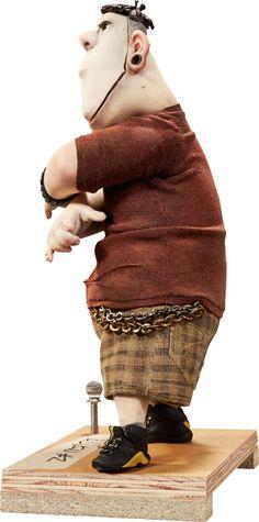 ParaNorman Alvin Original Animation Puppet (LAIKA, 2012).... | Lot #94107 | Heritage Auctions