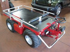 Special Multipurpose Vehicle FRESIA F18 4x4    Red Version  Many models available in our Workshop    www.motorsportloralamia.com