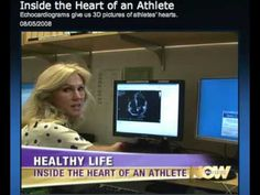 Produced for ABC News NOW Healthy Life | Inside the Heart of an Athlete - YouTube
