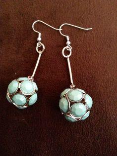 Bulb earrings