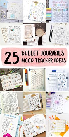 Simple Bullet Journal Mood Tracker Examples Step By Step - Bullet Journal For Weight Loss #dottedbulletjournals #whatisbulletjournal #bulletjournalsetup Bullet Journal For Weight Loss, Bullet Journal Mood Tracker Ideas, Bullet Journal Set Up, Nocturnal Animals, Healthier You, Understanding Yourself, Your Best Friend, Good Night Sleep, How Are You Feeling
