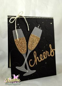 Cheers by didlet - Cards and Paper Crafts at Splitcoaststampers
