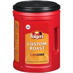 Folgers Custom Roast Ground Coffee  48 oz *** Continue to the product at the image link.