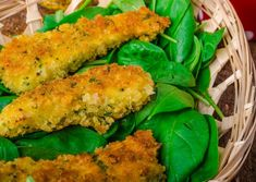 Plaice goujons with a California Walnut Crust - HEART UK