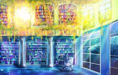 (MLP) library by AquaGalaxy.deviantart.com on @DeviantArt