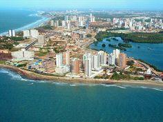A MINHA CIDADE - São Luís em Maranhão