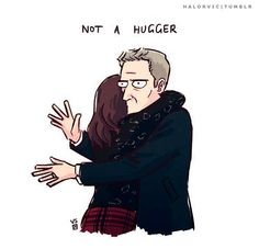 This one's not a hugger...  #DoctorWho