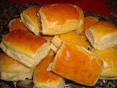 Máquina de Fazer Pão & Cia: Bisnaguinha I