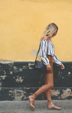 looks para se inspirar, inspiration , looks, outfits, style, street style, estilo , fashion, moda, stripes, listras