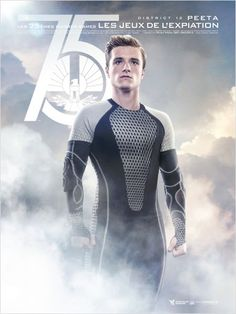 Hunger Games - L'embrasement : Affiche Josh Hutcherson